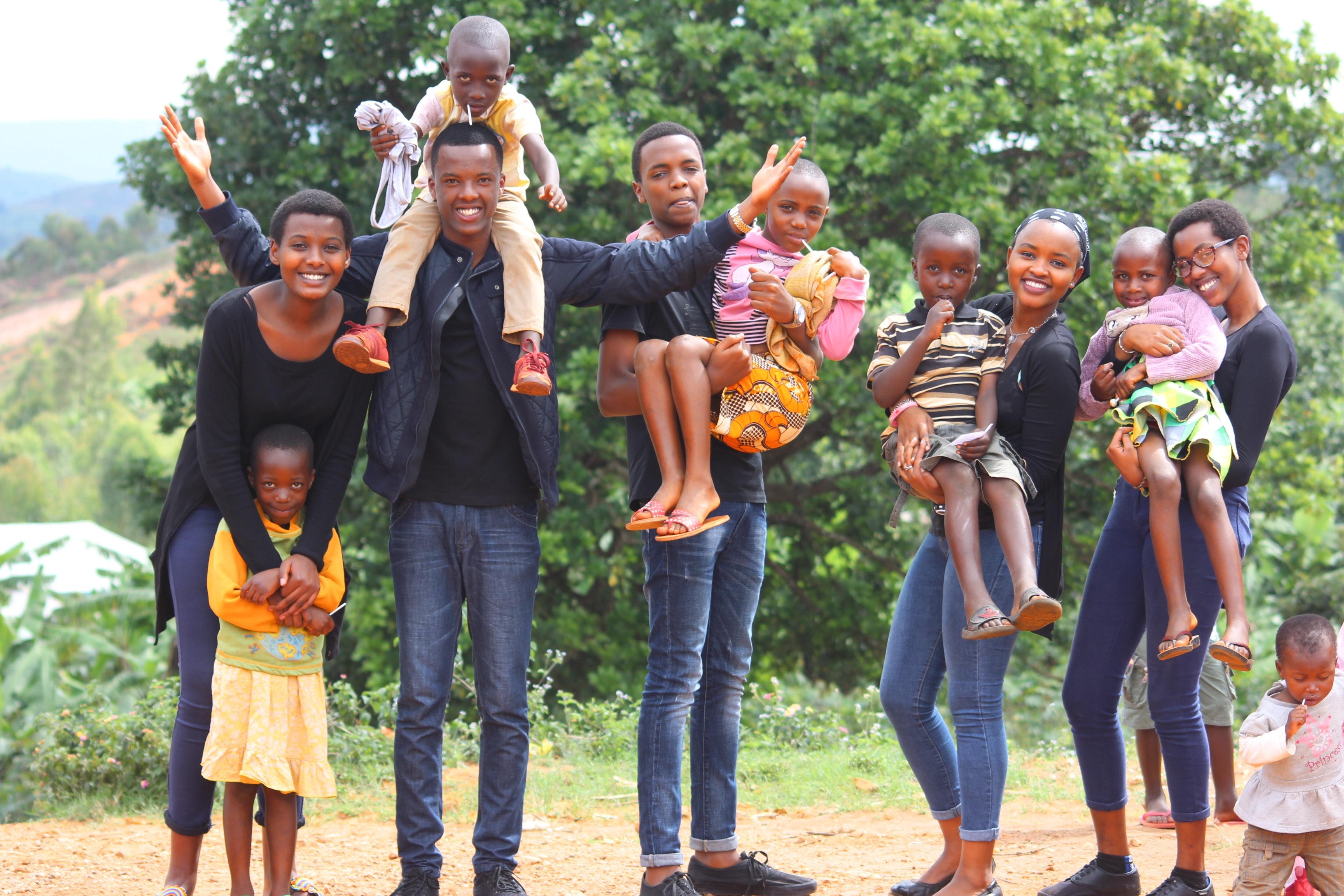 Global Med Partners happy family